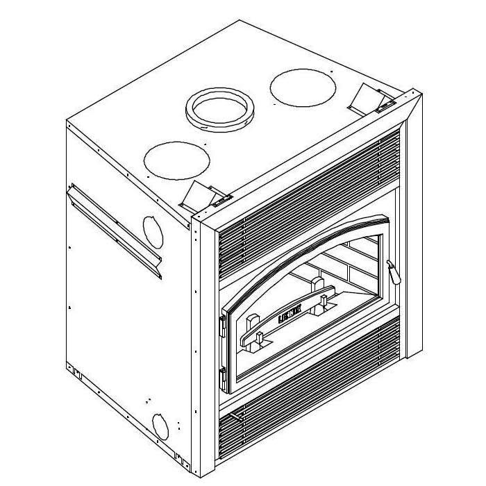 Fireplace Design marco fireplace parts : a plus, inc. - Lennox Brentwood SP Replacement Parts & Accessories