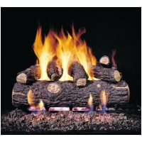 Factory supplied fireplace replacement parts and accessories